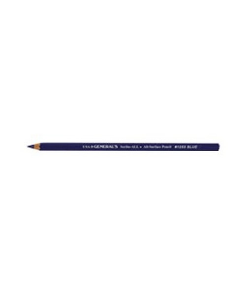 SCRIBE-ALL PENCILS BLUE 1253