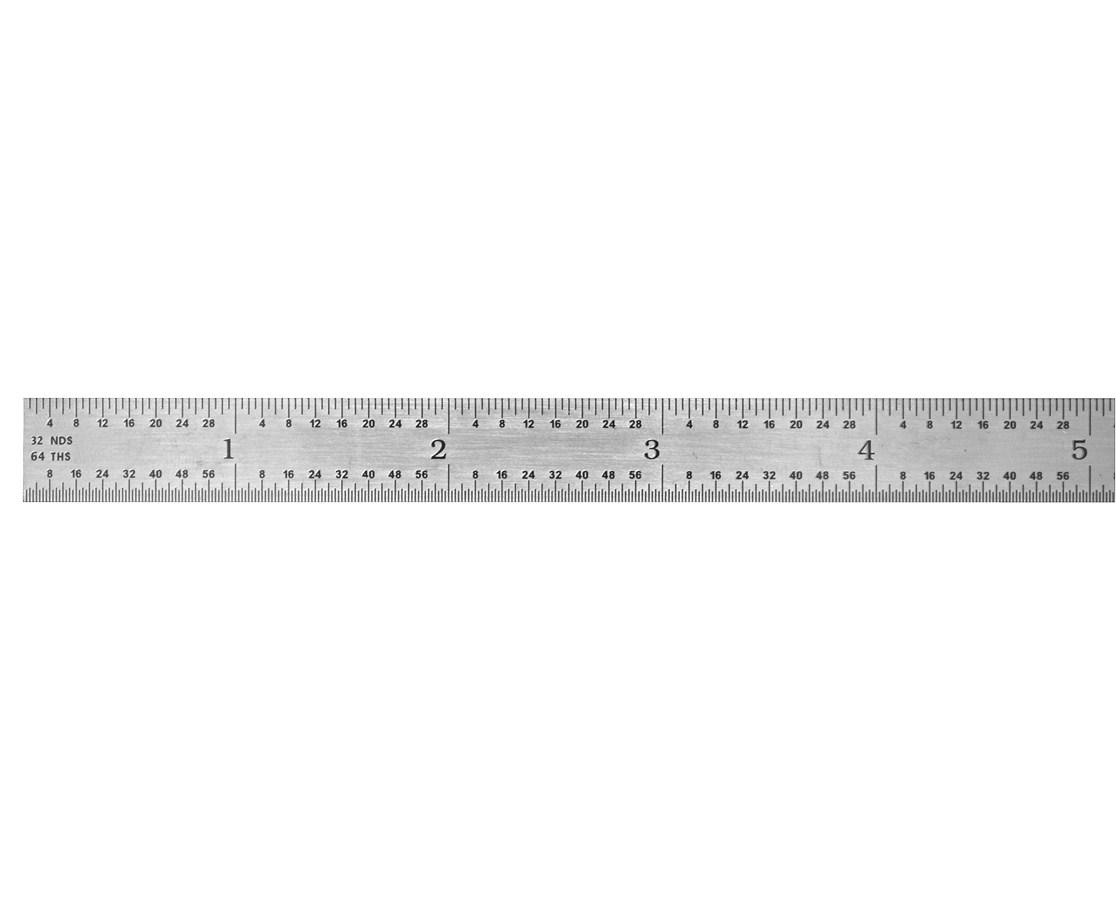 RULER STEEL 12 INCH 1537B