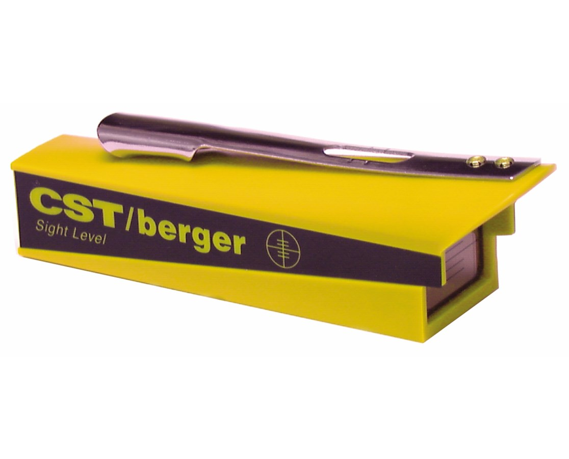 CST/Berger Pocket Sighting Level 17-620A 17-620A