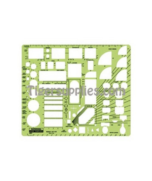 House Plan Fixtures 22RB