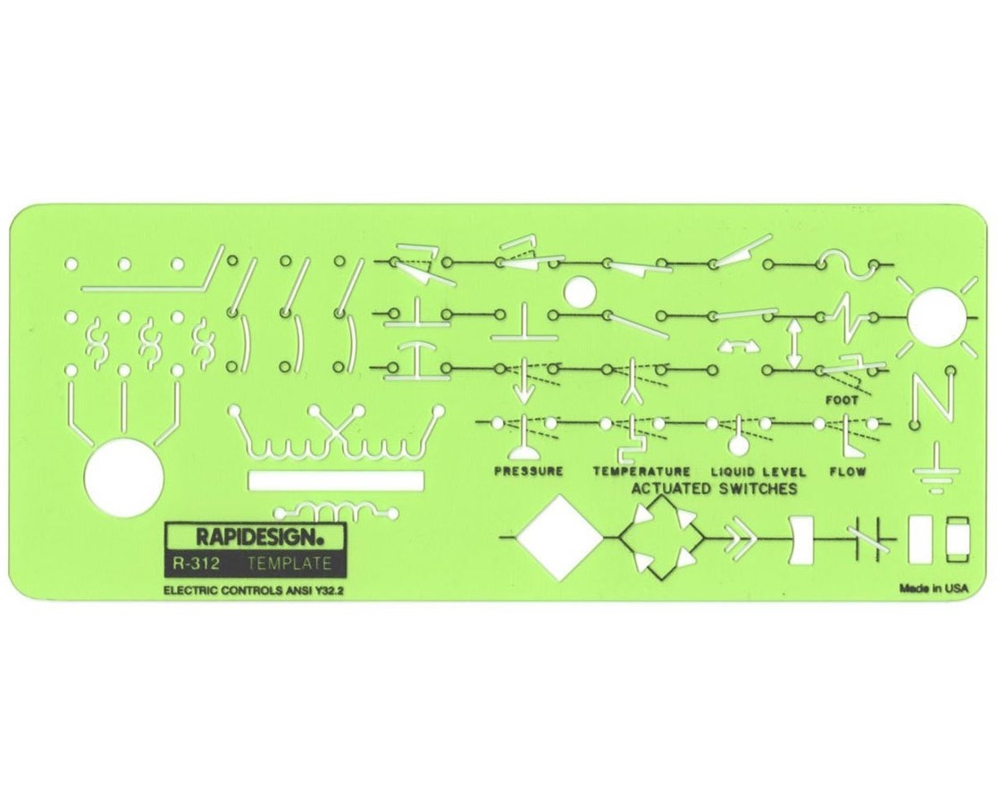 ELECTRONIC CONTROLS 312R