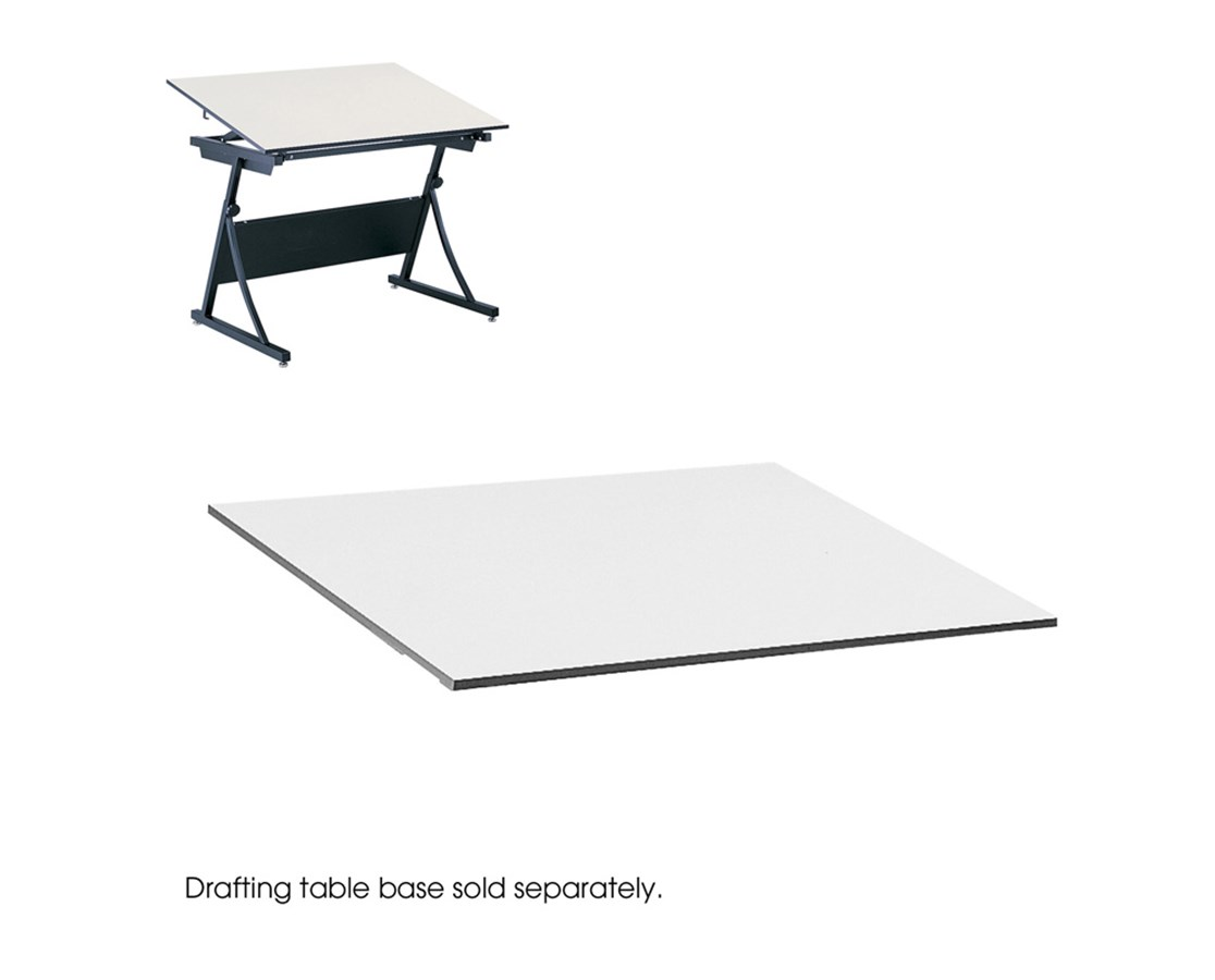 Safco 60 x 37½ PlanMaster Drafting Table Top