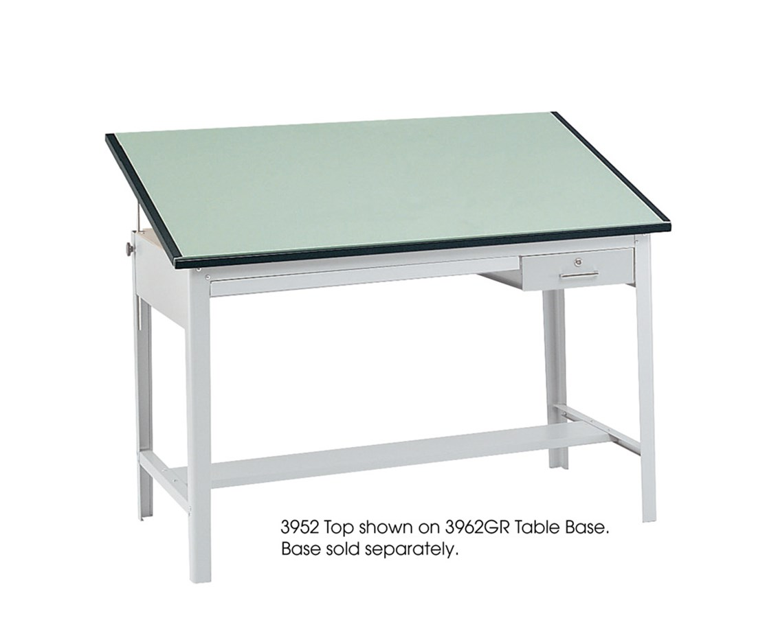 "Precision Table Top, 60 x 37 1/2"" 3952"