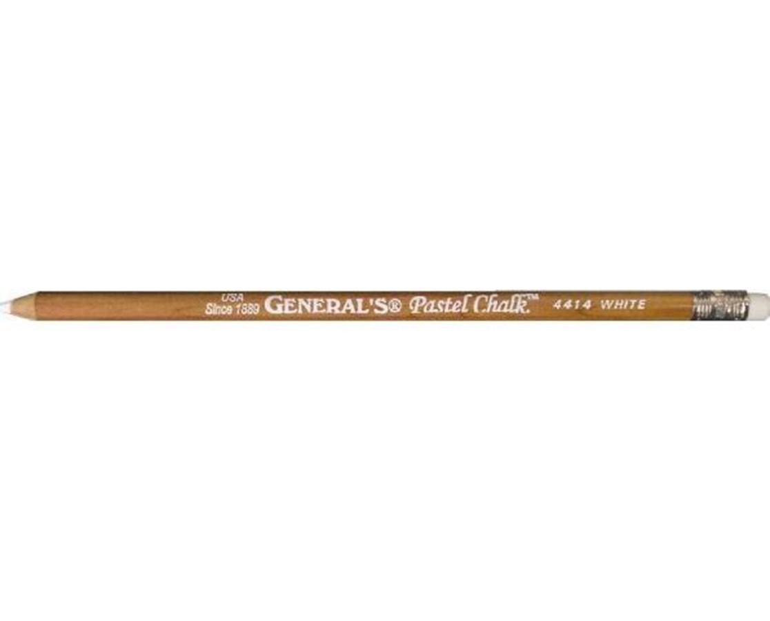 Alvin General S Pastel Chalk White Tiger Supplies