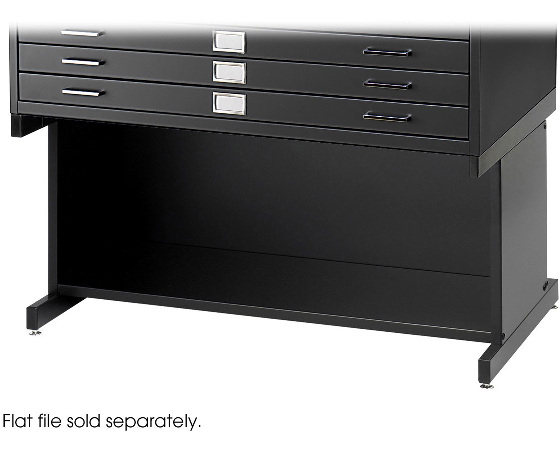 Safco Steel Flat File Tall Base 4977BL