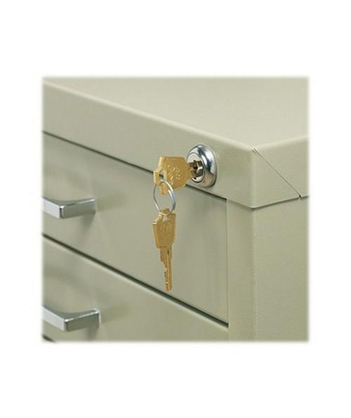 Safco Flat File Lock Kit 4981
