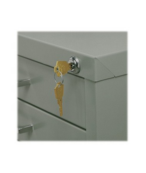 Safco Flat File Lock Kit 4983