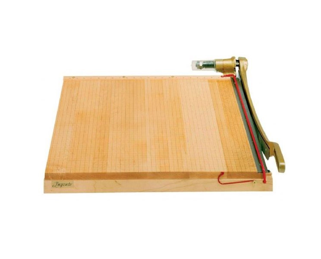Ingento Classic Maple Series Paper Cutter 4T0