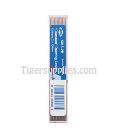 2mm DRAWING LEADS, 12/tube 5018-H
