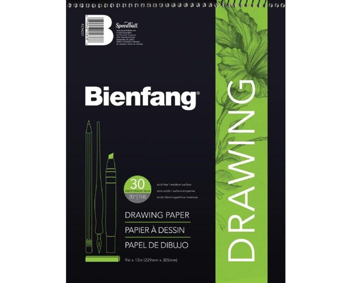 Bienfang  Spiral Bound Drawing Pads 30 Sheet, 523WB-2210