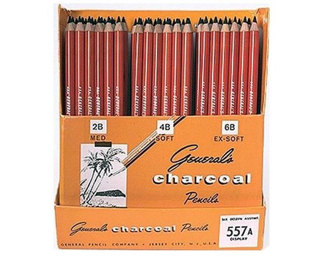 CHARCOAL PENCIL 3B 59-3B