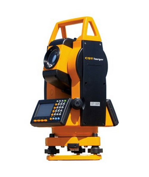 CST Berger CST302R 2 Second Reflectorless Total Station CST-302R