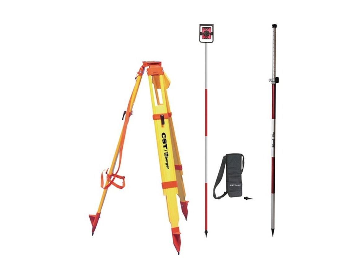 CST/Berger Total Station Basic Construction Staking Kit 56-TSKIT-CS 56-TSKIT-CS