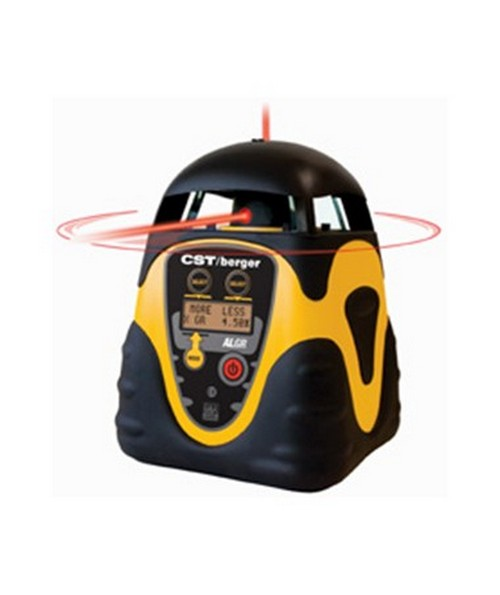 CST/Berger Electronic Horizontal/Vertical Rotary Laser Level 57-ALGRD