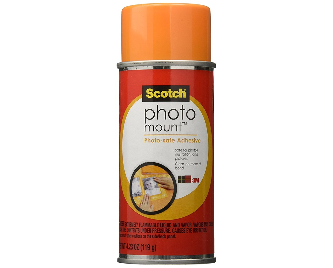 3M PHOTO MOUNT 4 OZ 60900