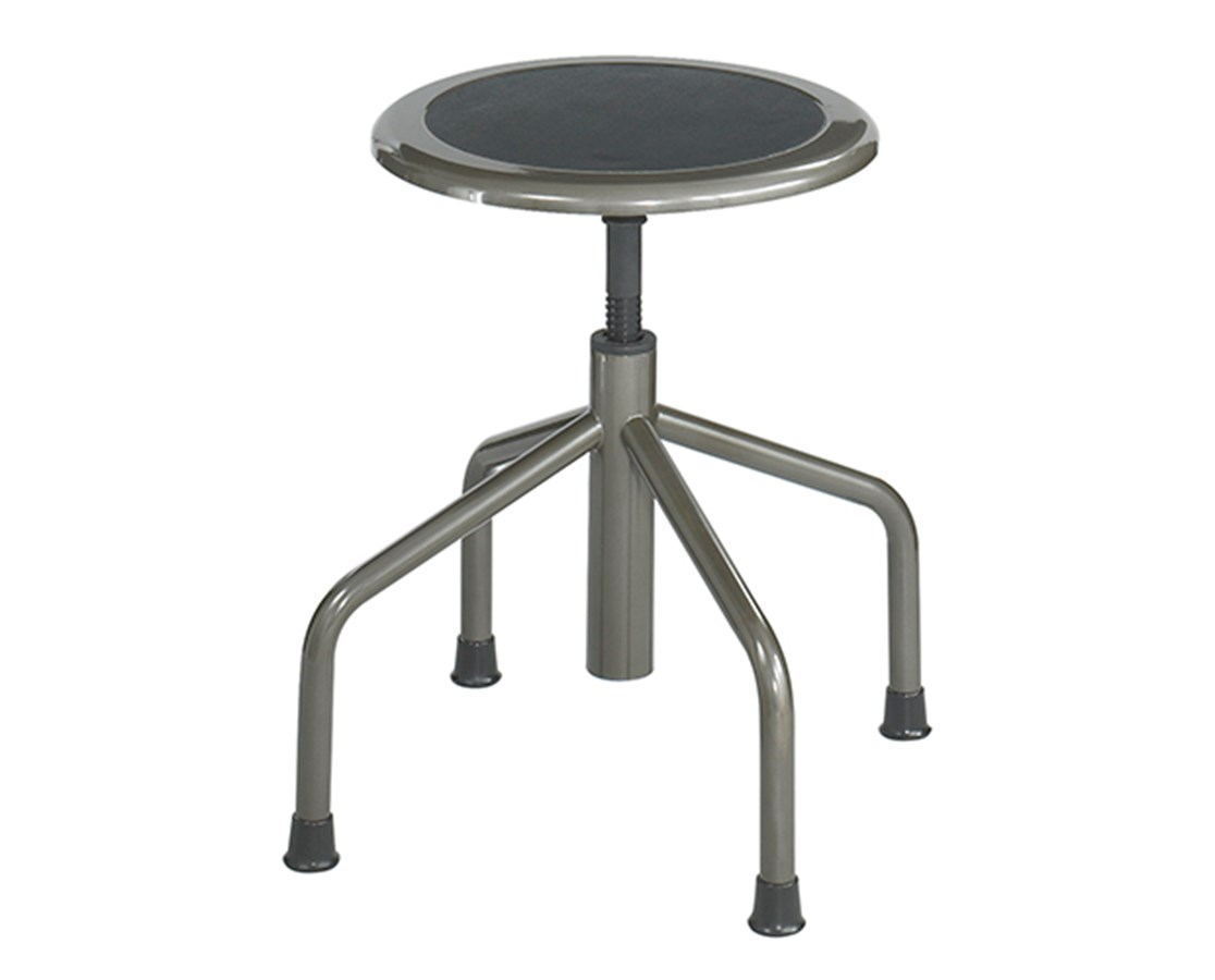 "Safco Diesel Industrial Stool Low base 15""d x 16 1/2"" to 21""h 6669"