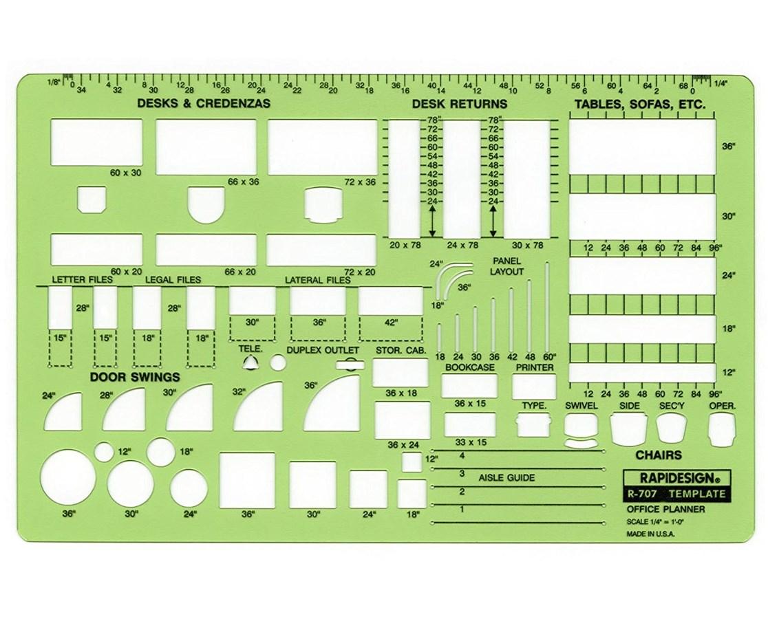 Office Planner 707R