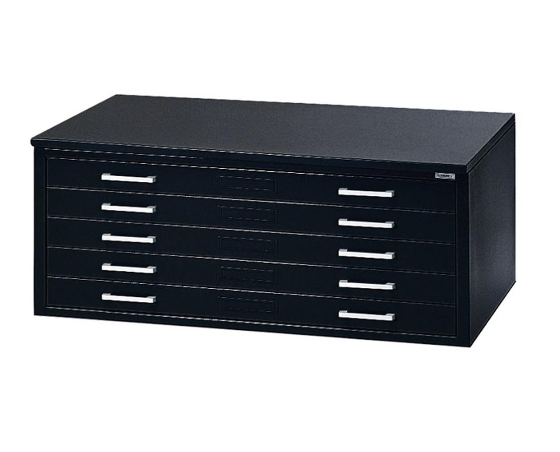 Mayline C File 5 Drawer Steel Flat File 24 x 36 7867C