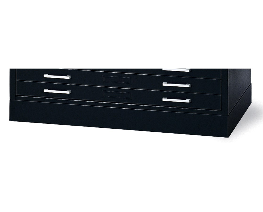 Mayline C File Flush Base for 24 x 36 Steel Flat File 7867W