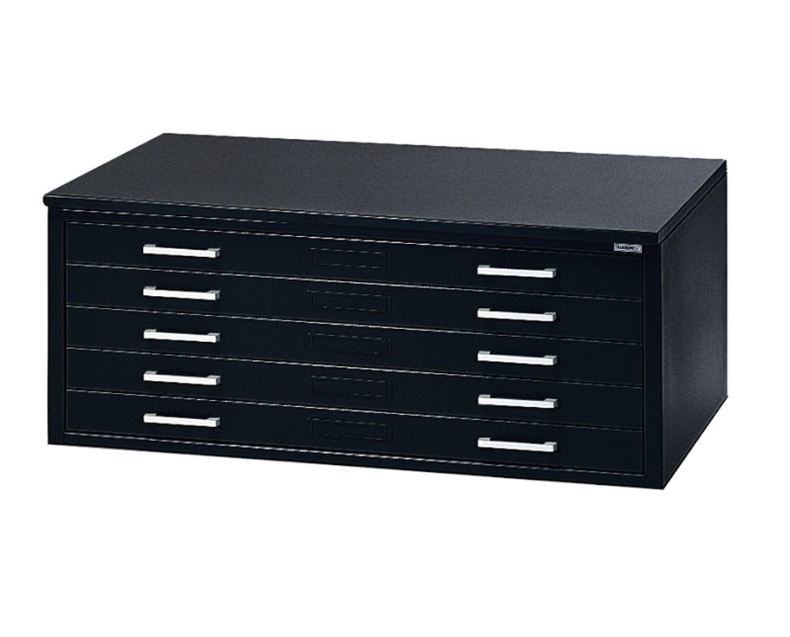 Mayline 5 Drawer C File for 36 x 48 Sheets 7869C