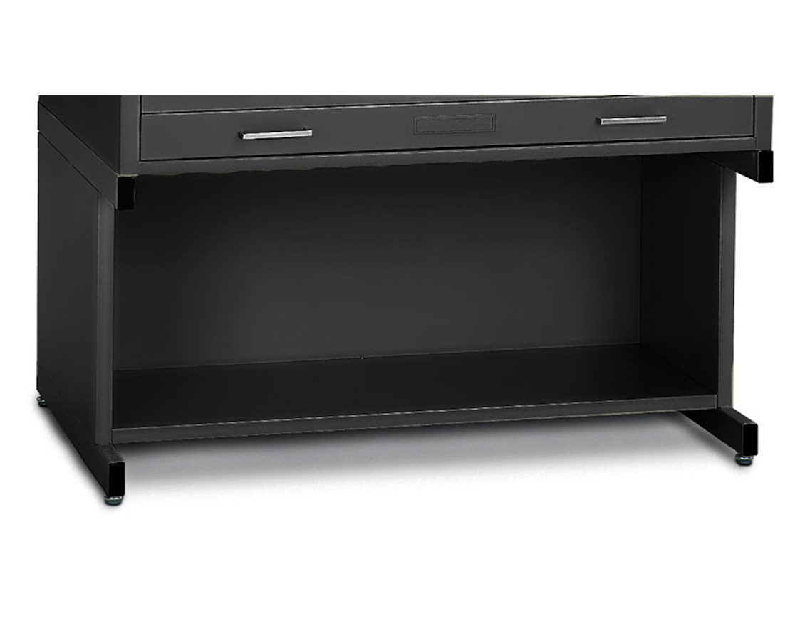 Mayline High Base with Bookshelf for 24 x 36 Flat File 7877