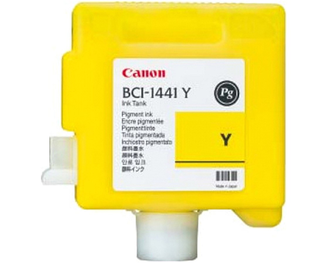 BCI-1421- Yellow Pigment Ink Tank - 330ml 8370A001AA