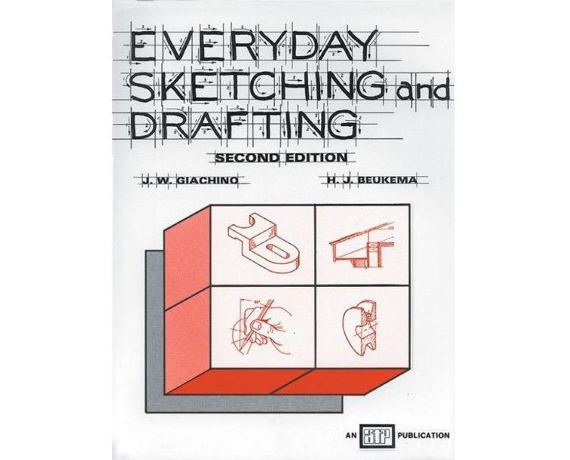 SKETCHING & DRAFTING BOOK 9763