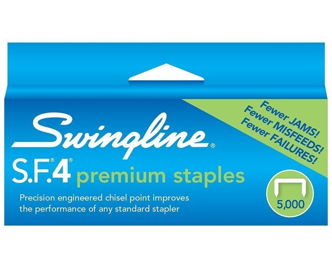 SWINGLINE® S.F.® 4® Premium Staples A35450