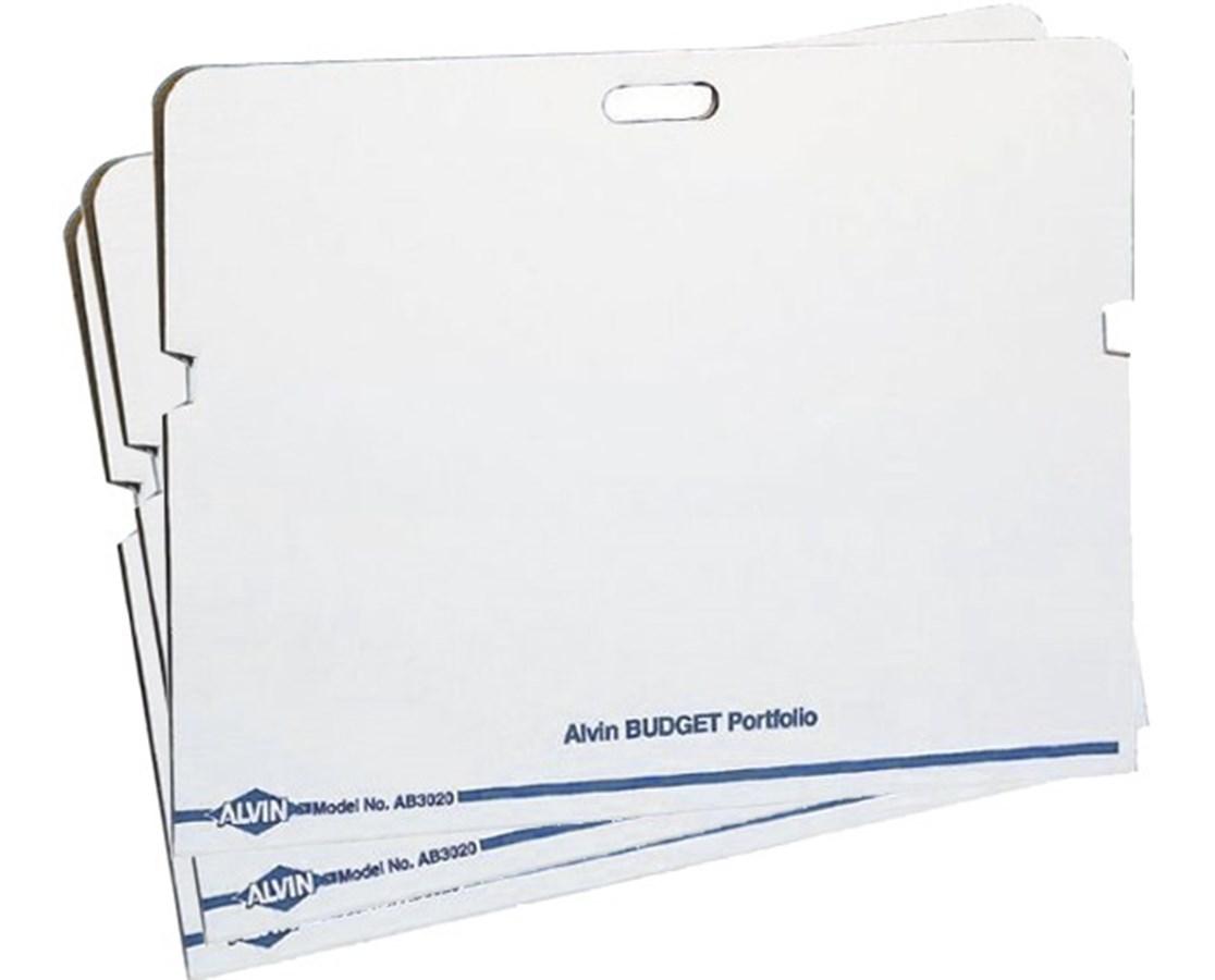 Budget Portfolios 25/Box AB30200