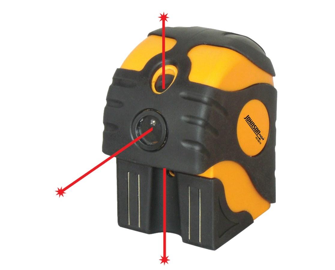 Johnson AccuLine 3-Beam Point Laser 40-6675