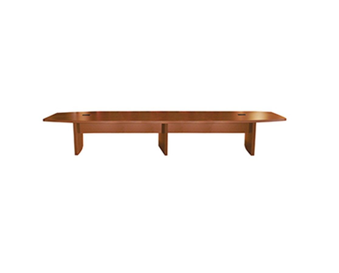 Aberdeen Series 10' Conference Table, Boat Surface Cherry Tf Laminate MAYACTB10LCR