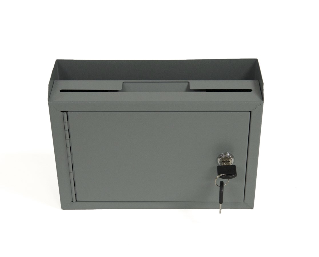 Adir Deluxe Steel Drop Box ADI631-02