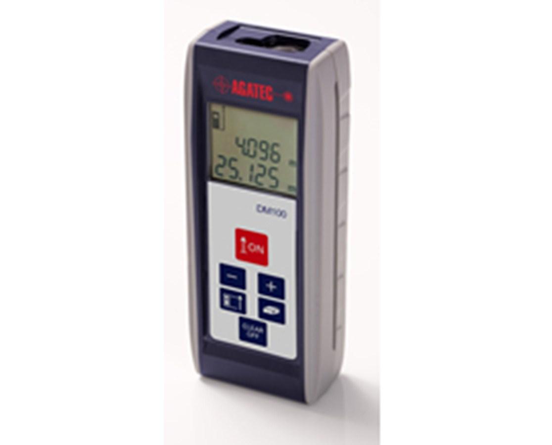 Agatec DM100 Laser Distance Meter 781032