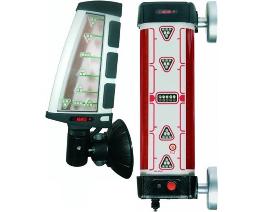 AGATEC MR360RA Machine Control Receiver and Remote Display 6009255