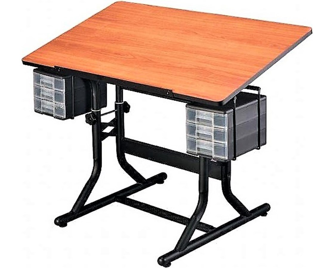 Alvin CraftMaster Drafting Table CM40-3-WBR