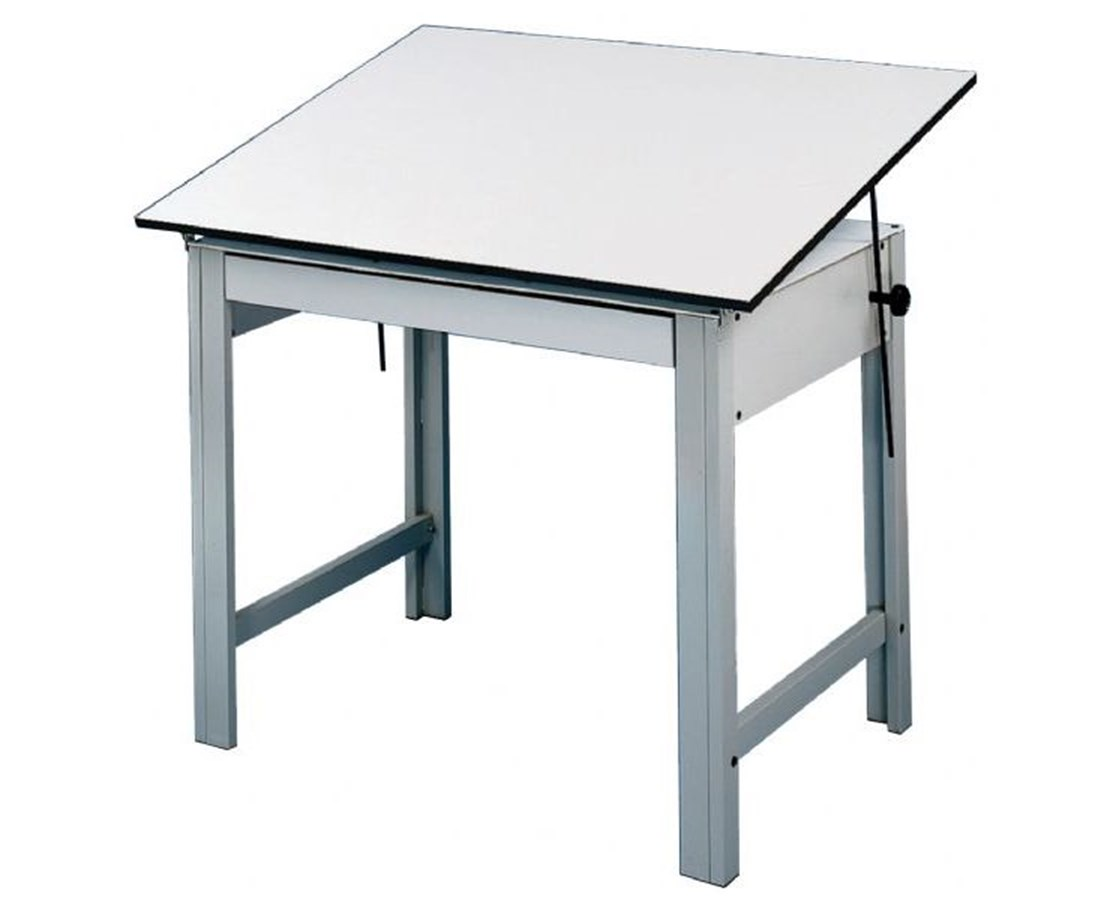 Alvin DesignMaster Gray Base Drafting Table DM60ND