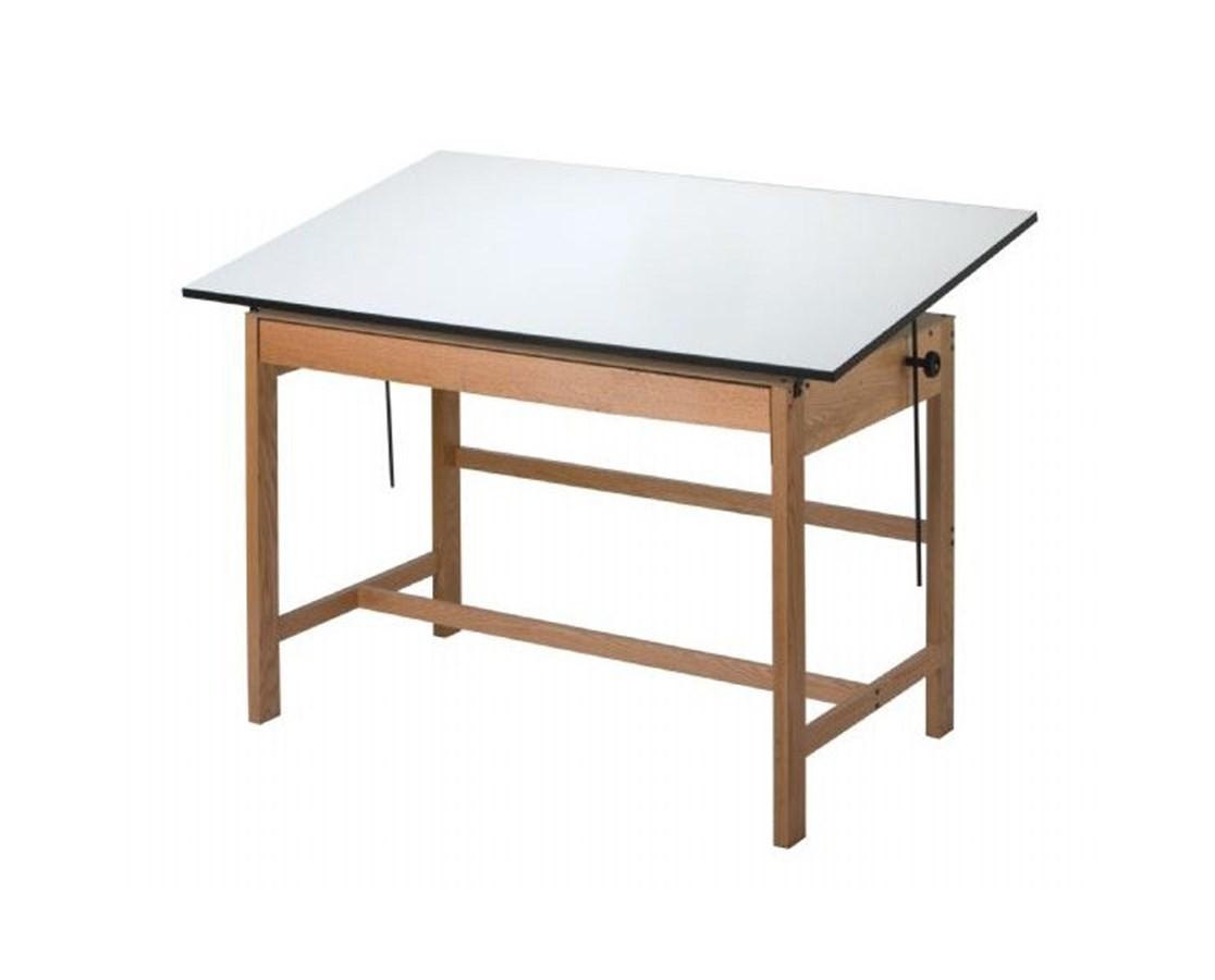 Alvin Titan II Drafting Table Base WLB