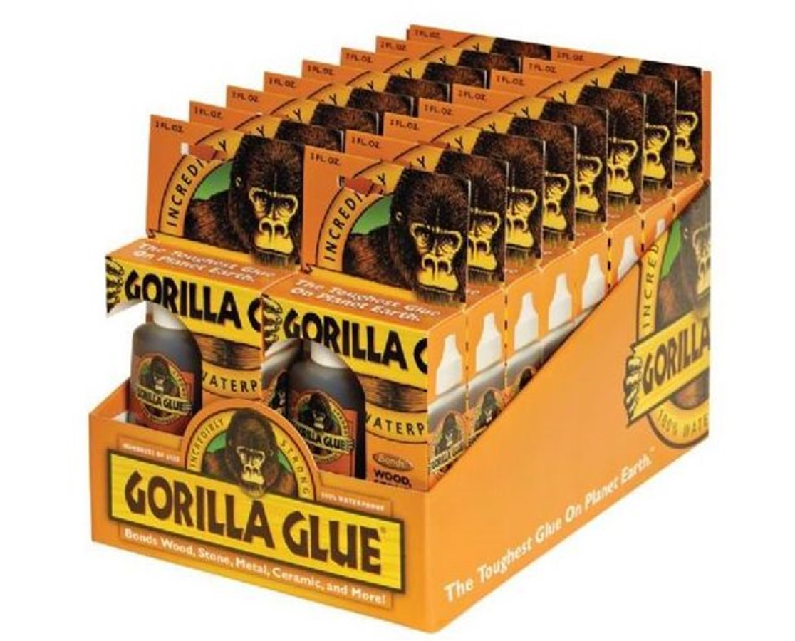 GORILLA GLUE® Interior/Exterior Liquid Adhesives ALVG5