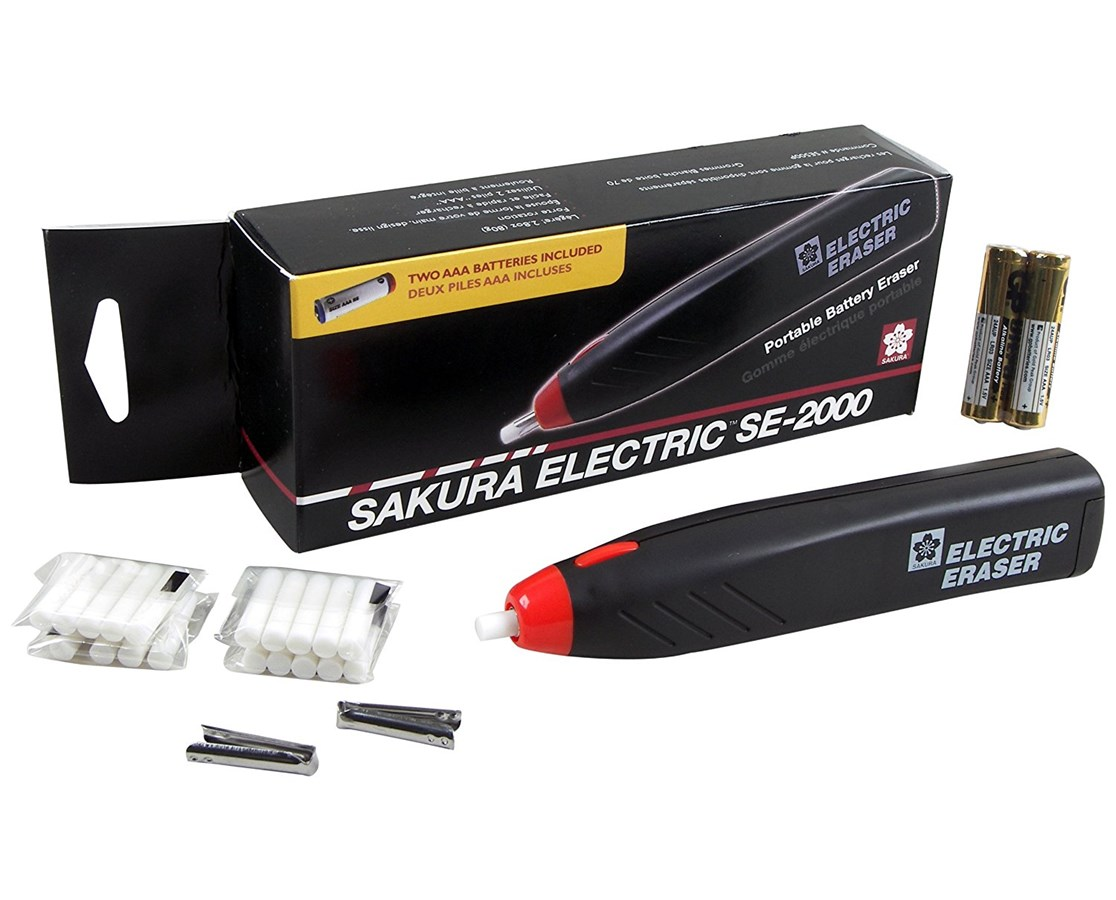 SAKURA ELECTRIC ERASER SE2000