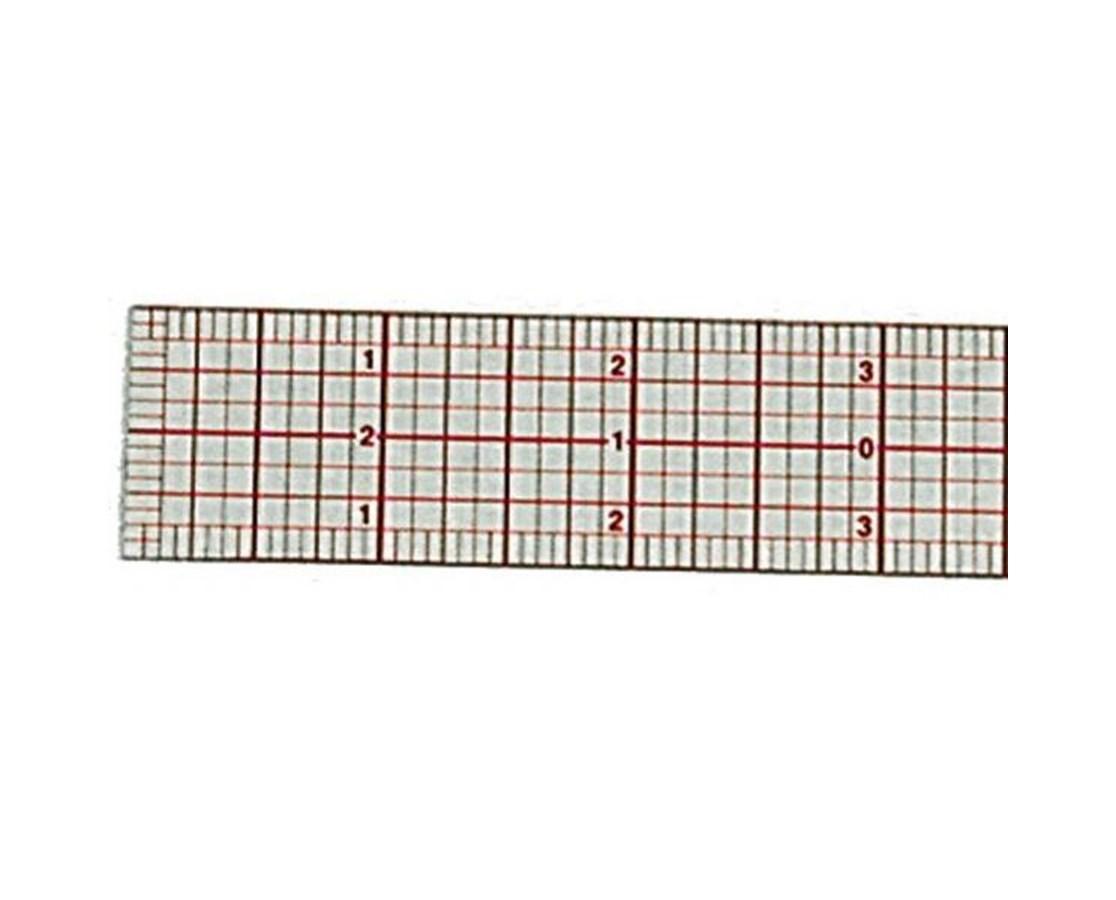 C-THRU® Standard Beveled Rulers B50-0