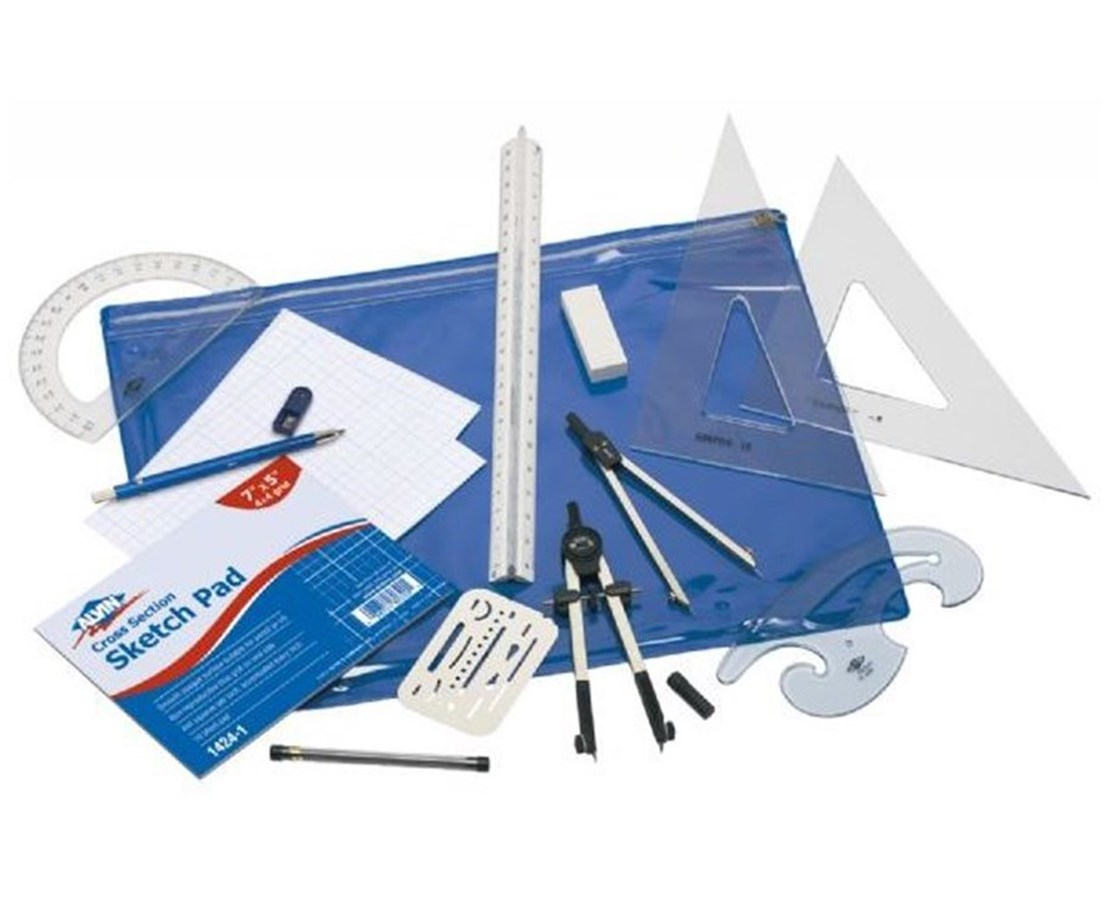 Basic Beginner's Drafting Engineer's Kit BDK-1E