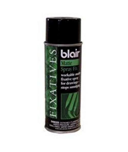 BLAIR® Workable Matte Spray Fixative BL10016
