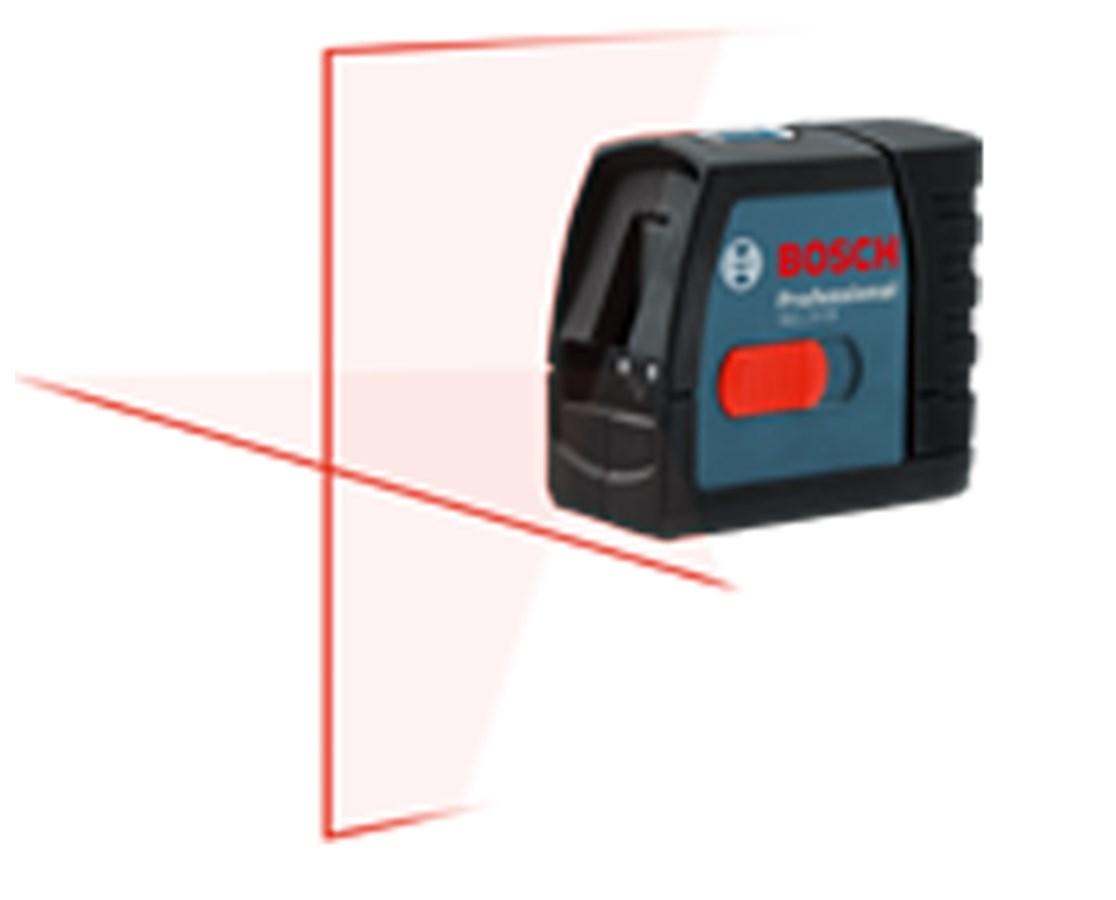 Bosch GLL2 15 Cross Line Laser BOS-0601063713