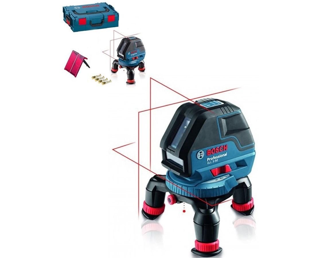 Bosch GLL 3-50 Line Laser BOS-0601063810