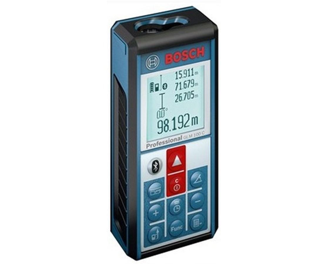 Bosch GLM100 C Laser Distance Meter BOS-0601072710