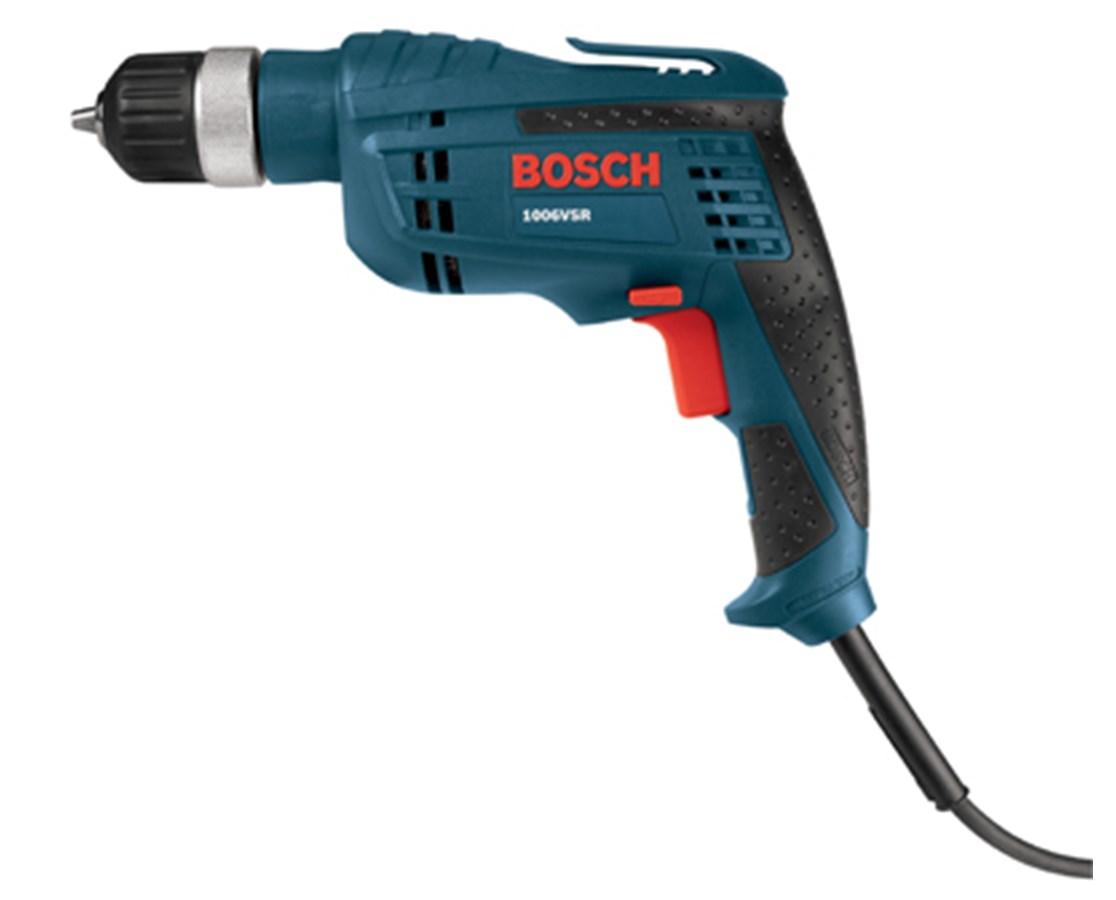 """Bosch 1006VSR 3/8"""" Corded 6.3 Amp Drill BOS1006VSR"""