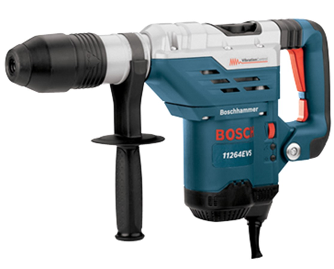 bosch 11264evs 1 5 8in sds max rotary hammer tiger supplies. Black Bedroom Furniture Sets. Home Design Ideas
