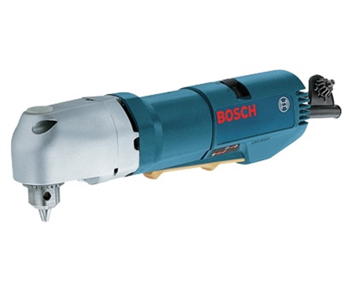 "Bosch 1132VSR 3/8"" Corded Right-Angle 3.8 Amp Drill BOS1132VSR"