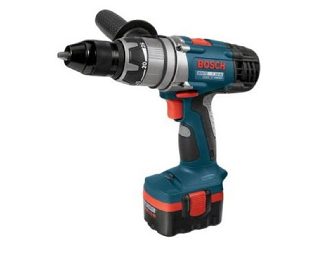 bosch 15614 14 4v brute tough 1 2in cordless bluecore hammer drill driver tiger supplies. Black Bedroom Furniture Sets. Home Design Ideas