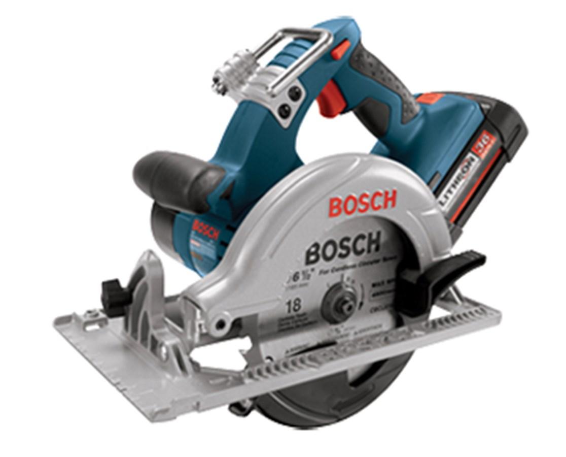 """Bosch 1671K 36V Cordless 6-1/2"""" Circular Saw Kit BOS1671K"""
